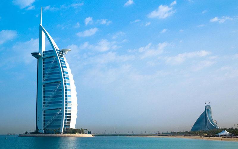 burj al arab jumeirah à dubai