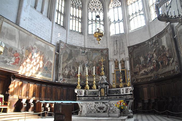 Cathedrale de Viviers